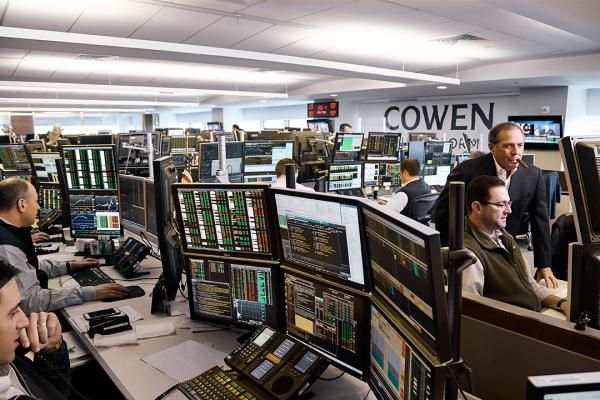 Cowen Sales Trading